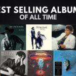 Los 20 álbumes más vendidos de todos los tiempos