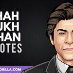 26 Atrevidas frases de Shah Rukh Khan sobre el éxito y la vida