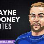 32 Citas clásicas de Wayne Rooney