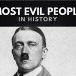 Los 10 personajes más malvados de la historia