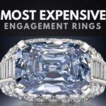 Los 20 anillos de compromiso más caros del mundo
