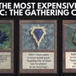 Las 10 cartas más caras de Magic: The Gathering