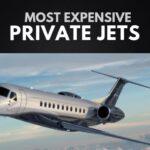 Los 20 aviones privados más caros del mundo