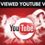Los 20 vídeos de YouTube más vistos de todos los tiempos