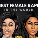 Las 20 raperas más ricas del mundo