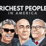 Las 20 personas más ricas de Estados Unidos en 2020
