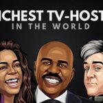 Los 20 presentadores de televisión más ricos del mundo