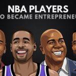 Los 10 jugadores de la NBA que se convirtieron en empresarios