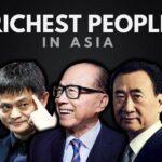 Las 10 personas más ricas de Asia