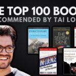 Las 100 mejores recomendaciones de libros de Tai López