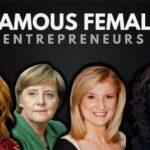 Las 15 empresarias más famosas