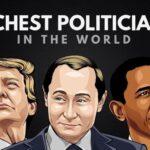 Los 20 políticos más ricos del mundo
