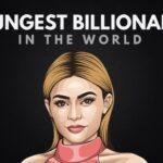 Los 20 multimillonarios más jóvenes del mundo