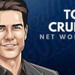 Patrimonio neto de Tom Cruise