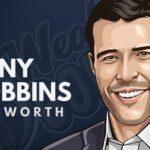 Patrimonio neto de Tony Robbins