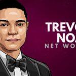 Patrimonio neto de Trevor Noah