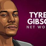 Patrimonio neto de Tyrese Gibson