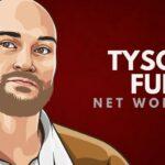 Patrimonio neto de Tyson Fury