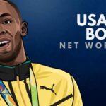 Patrimonio neto de Usain Bolt