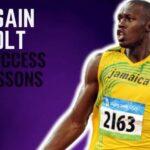 7 lecciones de éxito de Usain Bolt