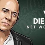 Patrimonio neto de Vin Diesel