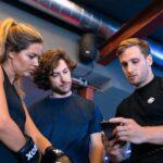 ¿Cuáles son algunas de las ventajas del dispositivo de fitness de alta tecnología?