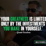 38 Grant Cardone frases sobre el éxito