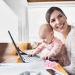 5 maneras en que las amas de casa están haciendo dinero en línea