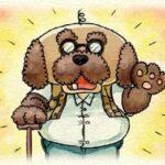 Este es Pappy Van Poodle, el personaje de Nintendo que nadie conoce