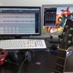 ¿Cómo mejorar tu forma de tocar la guitarra con el ordenador?