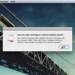 3 soluciones para la advertencia de la batería de servicio Macbook Pro