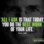 24 frases inspiradoras de Steve Jobs para aprender