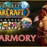 WoW Classic Armory: ¿dónde está la Armería en WoW Classic? Y cómo subir de nivel rápidamente